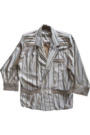NIKOS KOULIS Silk jacket