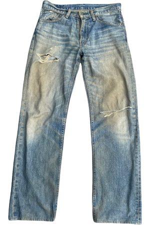 Levi's 502 straight jeans