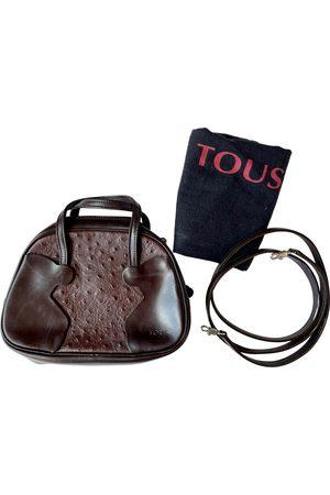 TOUS Leather crossbody bag