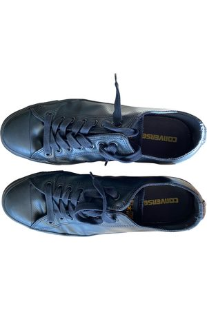 Converse Patent leather low trainers