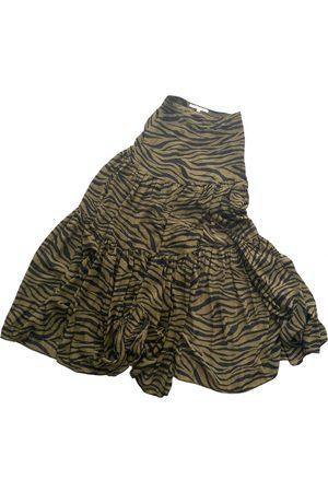 VERONICA BEARD Silk maxi skirt
