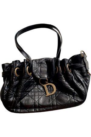 Dior Drawstring leather handbag