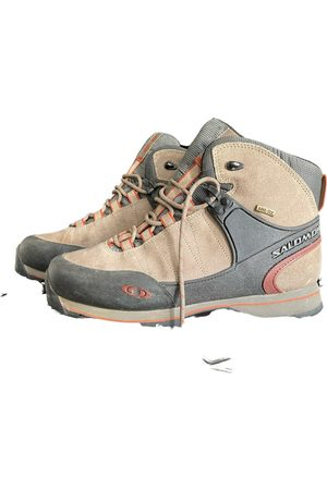 Salomon Leather boots