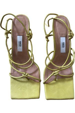 Miista Women Sandals - Leather sandals