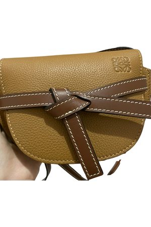 Loewe Gate leather handbag
