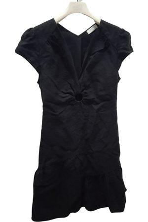Sandro Spring Summer 2019 linen mini dress