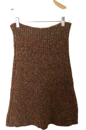 Chloé Cashmere mini skirt