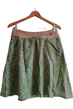 Custo Barcelona Wool mini skirt