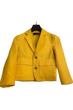 Dsquared2 Wool short vest
