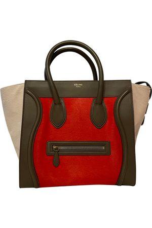 Céline Luggage pony-style calfskin handbag