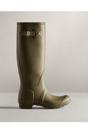 Hunter Women Thigh High Boots - Women's Original Forests Tall Rain Boots