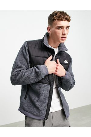 The North Face Denali Insulated fleece jacket in -Grey