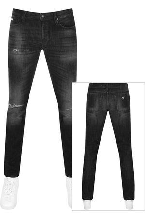 Armani Men Slim - Emporio J75 Slim Fit Jeans
