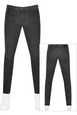 Armani Men Slim - Emporio J06 Slim Fit Jeans Grey