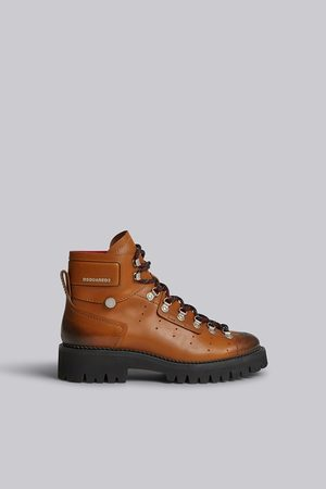 Dsquared2 Men Ankle boot Tan