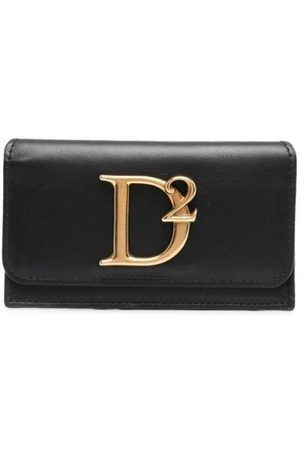 Dsquared2 Logo-Plaque Wallet