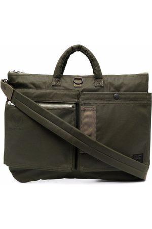 PORTER Multiple-Pocket Laptop Bag