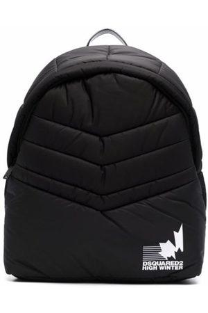 Dsquared2 Logo-Print Backpack