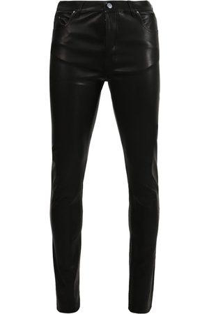AMIRI Five Pocket Leather Pants