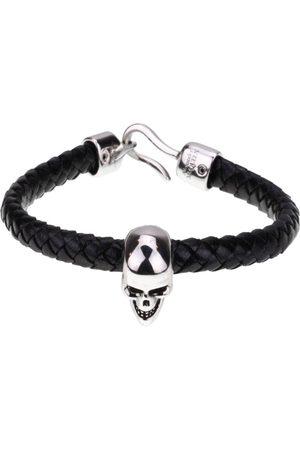 Alexander McQueen Men Bracelets - Braided Bracelet