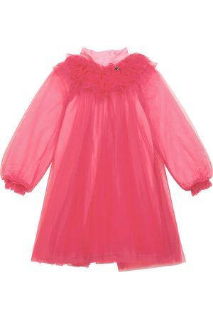 MONNALISA Tulle dress
