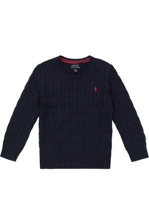 Ralph Lauren Cotton cable-knit sweater
