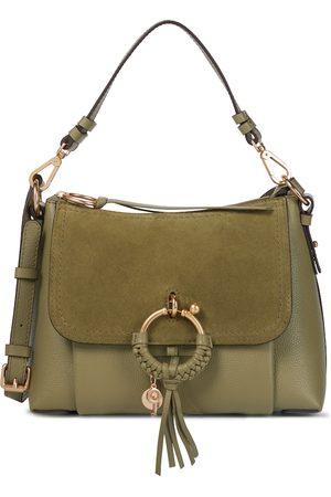 Chloé Joan Medium leather shoulder bag
