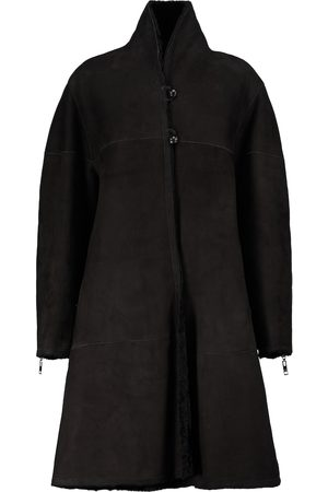Isabel Marant Abazoe shearling coat