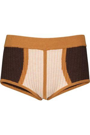 DODO BAR OR Jacquard knit shorts