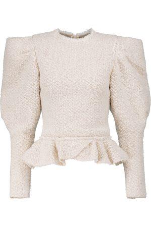 Isabel Marant Giamili wool-blend top