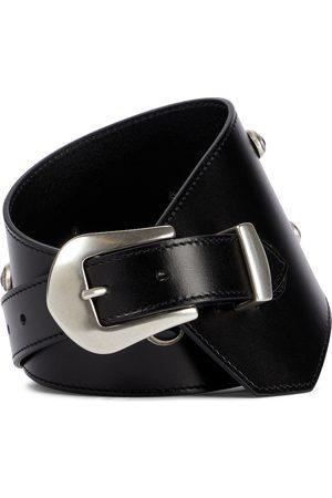 Isabel Marant Belly leather belt