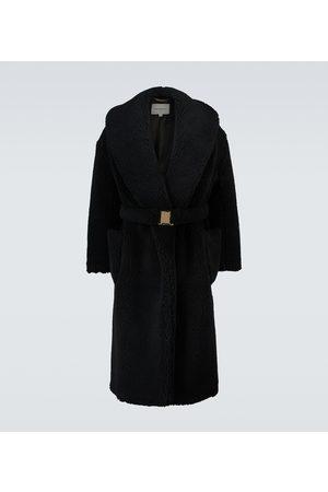 Casablanca Shearling robe