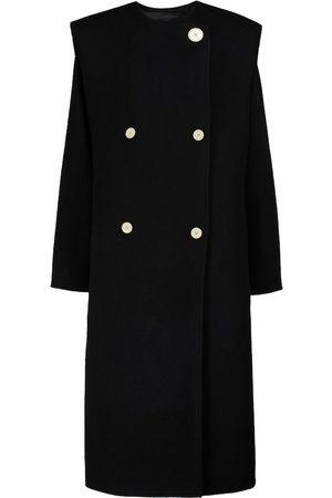 Isabel Marant Women Coats - Egelton wool and cashmere coat