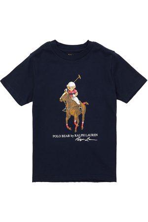 Ralph Lauren Printed short-sleeved cotton T-shirt