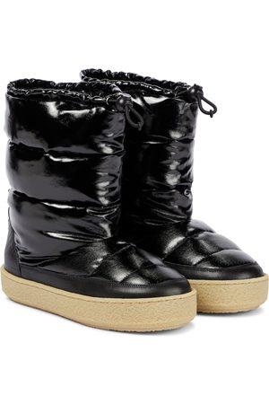 Isabel Marant Zerik padded snow boots