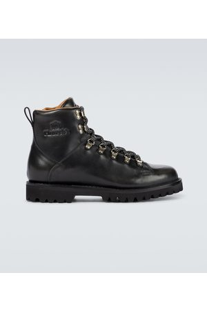 Church's Edelweiss leather hiking boots