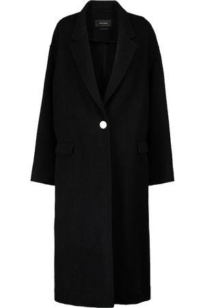 Isabel Marant Efezia wool and cashmere coat