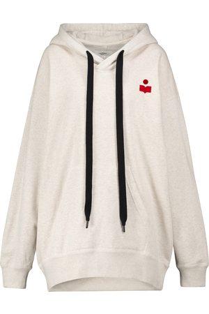 Isabel Marant Miline cotton-blend oversized hoodie