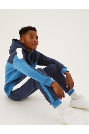 2pc Cotton Hooded Top & Bottom Outfit (6-16 Yrs)