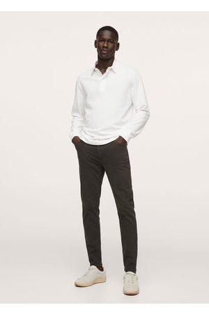 MANGO MAN Colour skinny jeans