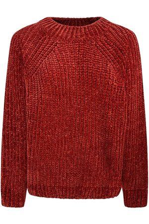 Pepe Jeans Lisa Long Sleeve Sweater M Toffee