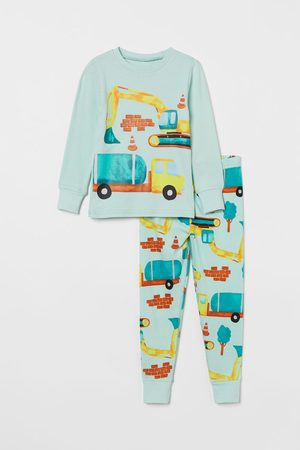 H & M Printed Pajamas
