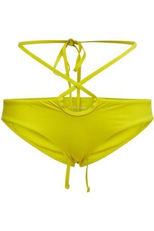 CHRISTOPHER ESBER Stretch Bikini Bottoms