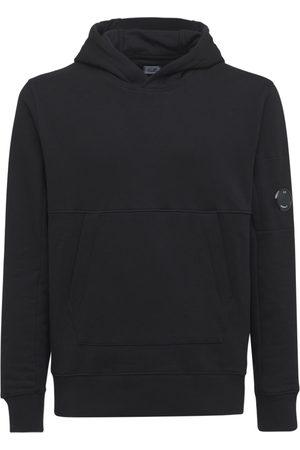 C.P. COMPANY Raised Fleece Sweatshirt Hoodie