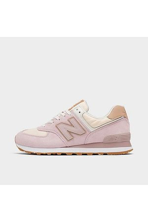 New Balance Women Casual Shoes - Women's 574 Sustainable Casual Shoes in /Space Size 5.0 Suede