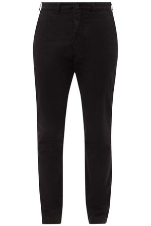 Belstaff Officers Cotton-twill Chino Trousers - Mens