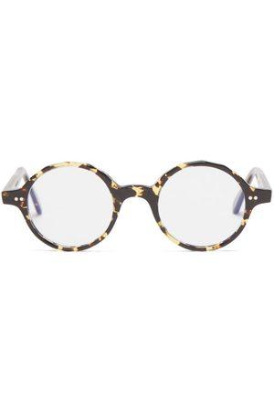 Monc Løkka Round Bio-acetate Glasses - Mens