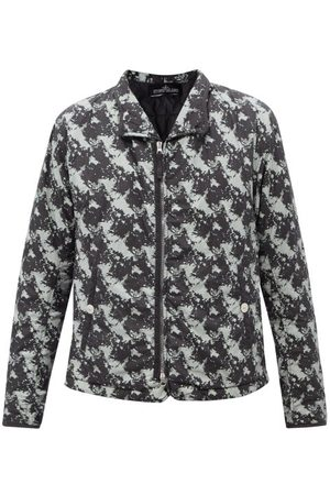 Stone Island Shadow Project Camouflage-print Padded-shell Jacket - Mens