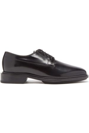 A.P.C. Women Formal Shoes - Charlie Leather Derby Shoes - Womens