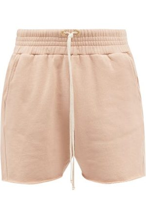 Les Tien Yacht Cotton French Terry Shorts - Mens